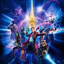 Jigsaw puzzle: Guardians of the Galaxy Vol. 2