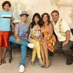 Jigsaw puzzle: Wizards of Waverly Place