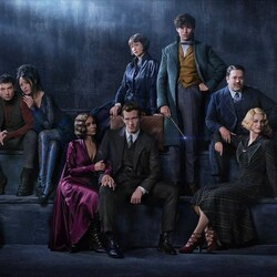 Jigsaw puzzle: Fantastic Beasts: The Crimes of Grindelwald
