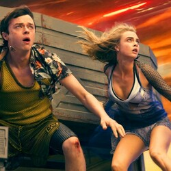 Jigsaw puzzle: Valerian and the City of a Thousand Planets