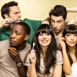 Jigsaw puzzle: New girl