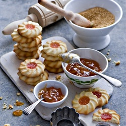 Jigsaw puzzle: Biscuits