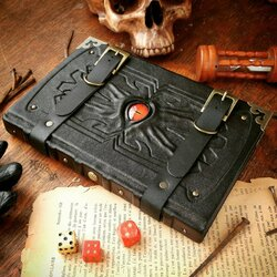Jigsaw puzzle: Traveler's Black Book
