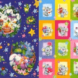 Jigsaw puzzle: Stickers