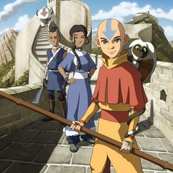 Jigsaw puzzle: The Legend of Aang