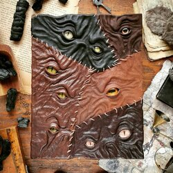 Jigsaw puzzle: Grimoire of Great Dread