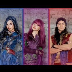 Jigsaw puzzle: Descendants 2
