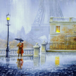 Jigsaw puzzle: Paris is always with us