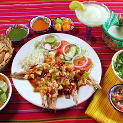 Jigsaw puzzle: Mexican cuisine