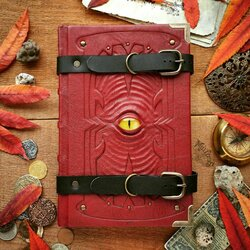 Jigsaw puzzle: Scarlet Traveler's Journal