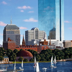 Jigsaw puzzle: Boston