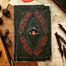 Jigsaw puzzle: Black oracle grimoire