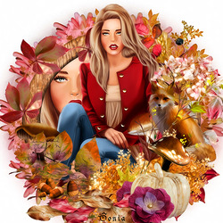 Jigsaw puzzle: Autumn moments