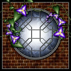 Jigsaw puzzle: Window