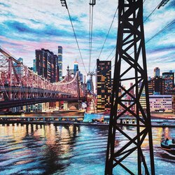 Jigsaw puzzle: New York