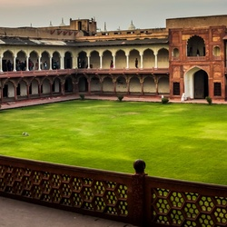 Jigsaw puzzle: Red fort