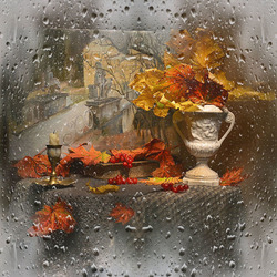 Jigsaw puzzle: Just autumn