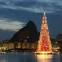 Jigsaw puzzle: Christmas in Brazil