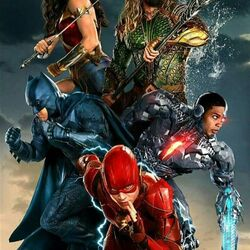 Jigsaw puzzle: Justice League