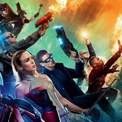 Jigsaw puzzle: Legends of Tomorrow