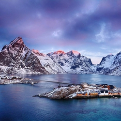 Jigsaw puzzle: Northern Norway