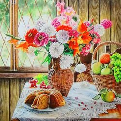 Jigsaw puzzle: Cozy morning