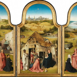 Jigsaw puzzle: Adoration of the Magi