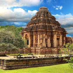 Jigsaw puzzle: The beauty of the temples of India