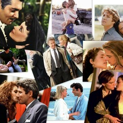 Jigsaw puzzle: The most romantic movies