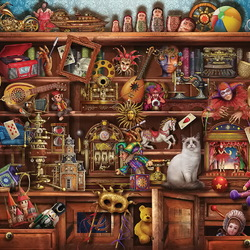 Jigsaw puzzle: Favourite things