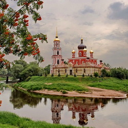 Jigsaw puzzle: Temples of Russia