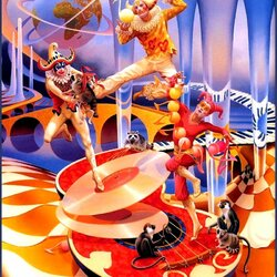Jigsaw puzzle: Just a circus