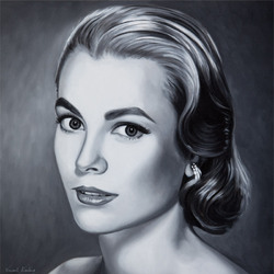Jigsaw puzzle: Grace Kelly