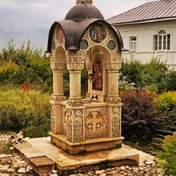 Jigsaw puzzle: Chapel of water