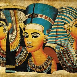 Jigsaw puzzle: Pharaohs of Egypt