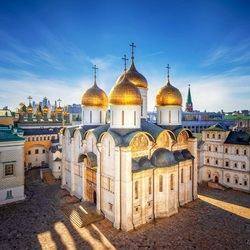 Jigsaw puzzle: Assumption Cathedral