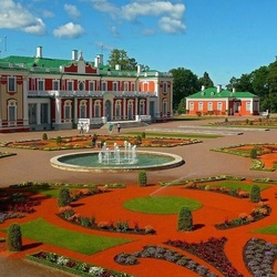 Jigsaw puzzle: Residence of the Romanovs in Tallinn