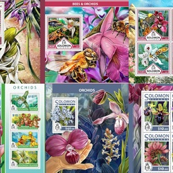 Jigsaw puzzle: Islands flowers