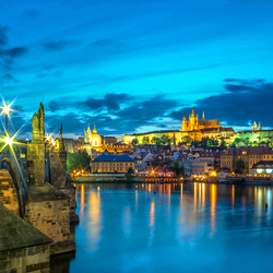 Jigsaw puzzle: Prague