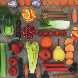 Jigsaw puzzle: Vegetarian