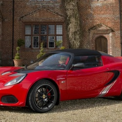 Jigsaw puzzle: Sports car Lotus