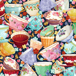 Jigsaw puzzle: Cups