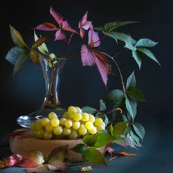 Jigsaw puzzle: Photo still life