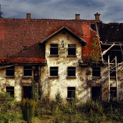 Jigsaw puzzle: Lost home