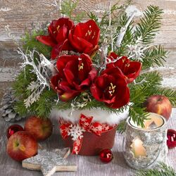 Jigsaw puzzle: New Year's still life