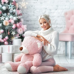 Jigsaw puzzle: Pink dreams