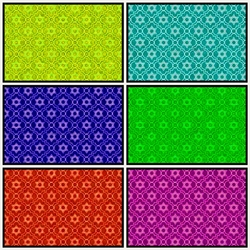 Jigsaw puzzle: Star cloth