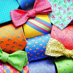 Jigsaw puzzle: Ties and bow ties