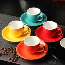Jigsaw puzzle: Coffee cups
