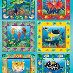 Jigsaw puzzle: Pictures of fish